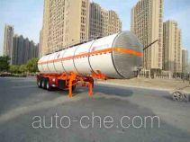 Hongzhou HZZ9403GRYA flammable liquid tank trailer