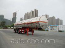 Hongzhou HZZ9403GYQ liquefied gas tank trailer