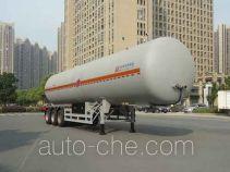 Hongzhou HZZ9404GYQA liquefied gas tank trailer