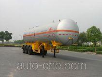 Hongzhou HZZ9405GYQ liquefied gas tank trailer