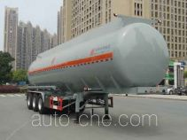 Hongzhou HZZ9407GRY flammable liquid tank trailer