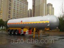 Hongzhou HZZ9407GYQ liquefied gas tank trailer