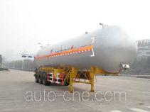 Hongzhou HZZ9408GYQ liquefied gas tank trailer