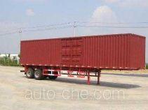 Dalishi JAT9341XXY полуприцеп фургон