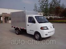 达福迪牌JAX5020XXYBEV型纯电动厢式运输车