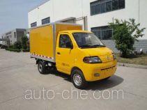 达福迪牌JAX5023XXYBEV型纯电动厢式运输车