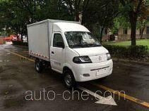 达福迪牌JAX5025XXYBEVF216LB15M2X1型纯电动厢式运输车