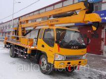 Nvshen JB5112JGK aerial work platform truck