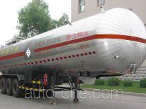 Jiancheng JC9401GYQHY liquefied gas tank trailer