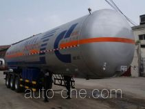 Jiancheng JC9401GYQTY liquefied gas tank trailer