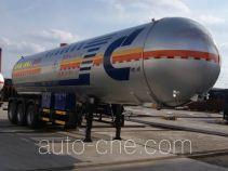 Jiancheng JC9402GYQQA liquefied gas tank trailer