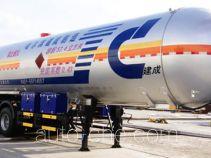 Jiancheng JC9402GYQQB liquefied gas tank trailer