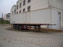 Jiancheng JC9402XXY box body van trailer