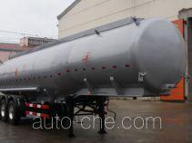 建成牌JC9404GYY型运油半挂车