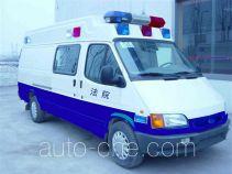 实力牌JCC5030XQC型囚车