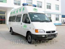 Shili family planning vehicle
