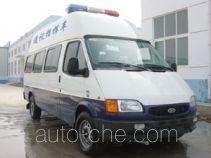 实力牌JCC5031XTX型通讯车