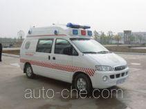 实力牌JCC5032XJH型救护车