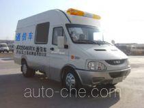 实力牌JCC5040XTX型通信车