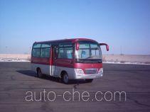 实力牌JCC6601E型客车