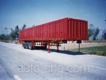 Gongmei JD9340X полуприцеп фургон
