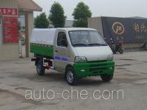 Jiangte JDF5021ZLJS sealed garbage truck