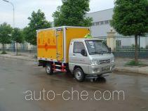 Jiangte JDF5030XQYB4 explosives transport truck