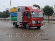 Jiangte JDF5040CYFB4 грузовой автомобиль для перевозки пчел (пчеловоз)