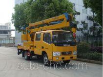 Jiangte JDF5040JGK12DFA4 aerial work platform truck