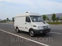 Jiangte JDF5040XLCN5 автофургон рефрижератор