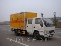 Jiangte JDF5040XQYJ4 explosives transport truck