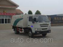 Jiangte JDF5040ZLJY sealed garbage truck