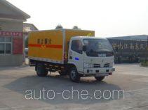 Jiangte JDF5050XQY explosives transport truck