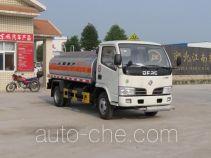 Jiangte fuel tank truck