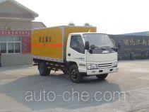 Jiangte JDF5060XQYJ4 explosives transport truck