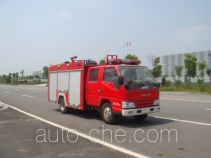 Jiangte JDF5065GXFSG15/A пожарная автоцистерна