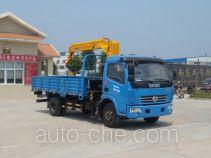 Jiangte JDF5070JSQ truck mounted loader crane