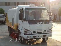 Jiangte JDF5070TSLQ4 street sweeper truck