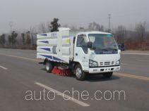 Jiangte JDF5070TSLQ5 street sweeper truck