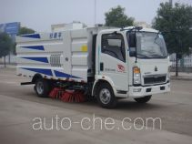 Jiangte JDF5070TSLZ4 street sweeper truck