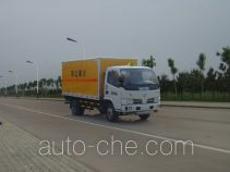 Jiangte JDF5070XQYDFA4 explosives transport truck