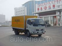 Jiangte JDF5070XYNDFA4 fireworks and firecrackers transport truck