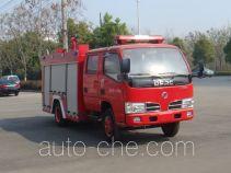 Jiangte JDF5071GXFSG20A fire tank truck
