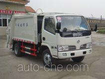 Jiangte JDF5071ZYSDFA4 garbage compactor truck