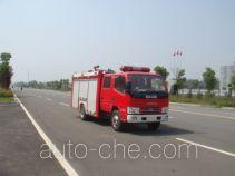 Jiangte JDF5073GXFSG20/B пожарная автоцистерна