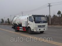 Jiangte sewer flusher and suction truck