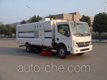 Jiangte JDF5080TXSE4 street sweeper truck