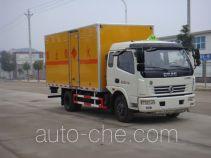 Jiangte JDF5081XQYDFA4 грузовой автомобиль для перевозки взрывчатых веществ