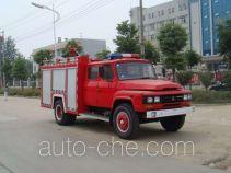 Jiangte JDF5090GXFPM33E foam fire engine