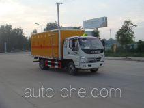 Jiangte JDF5090XQYB4 грузовой автомобиль для перевозки взрывчатых веществ